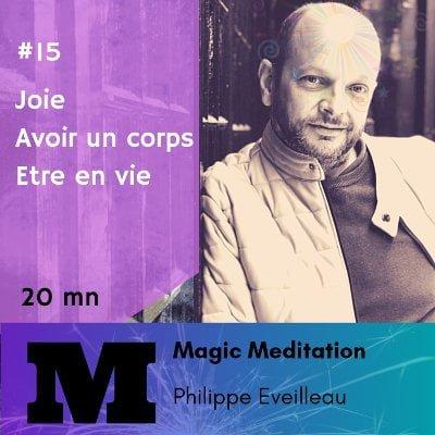 Meditation pour joie