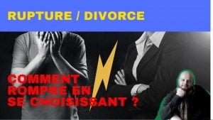 divorce séparation rupture